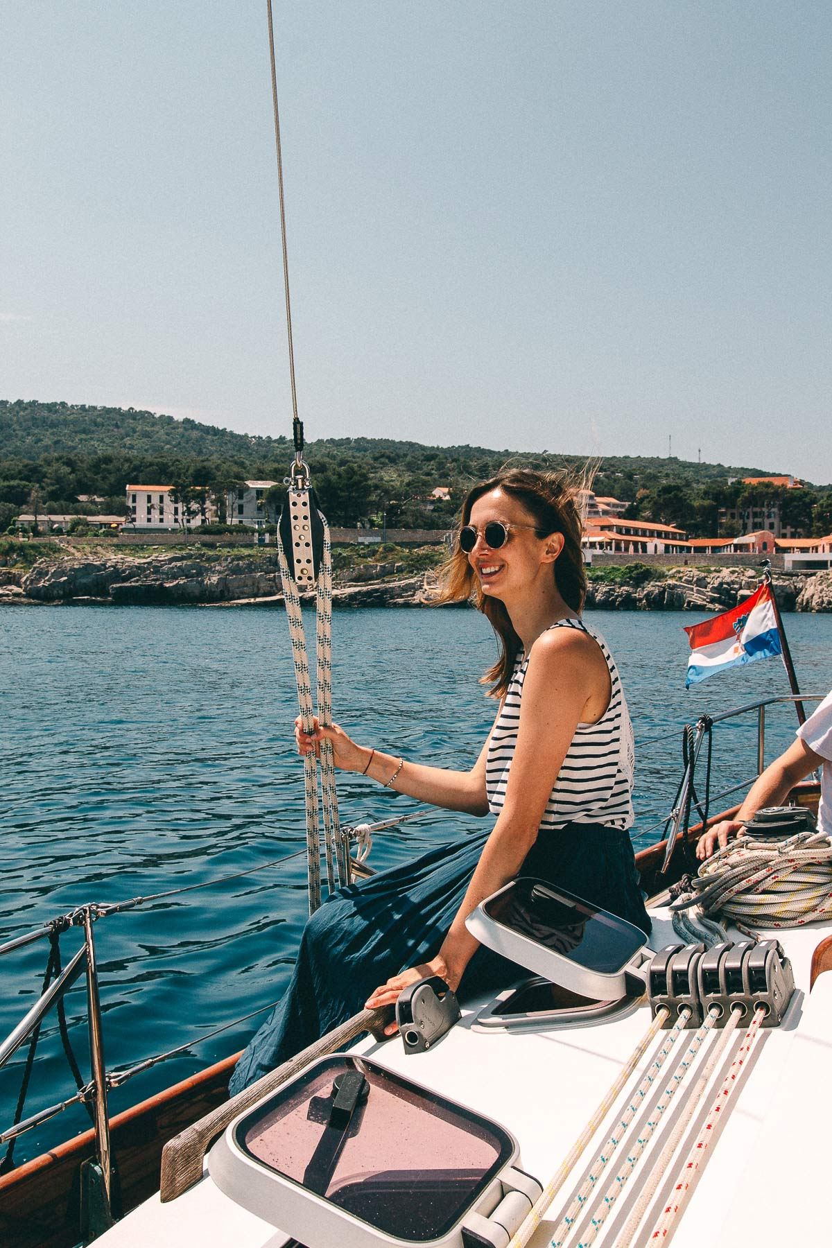 Segeln in Kroatien, ein Traum!