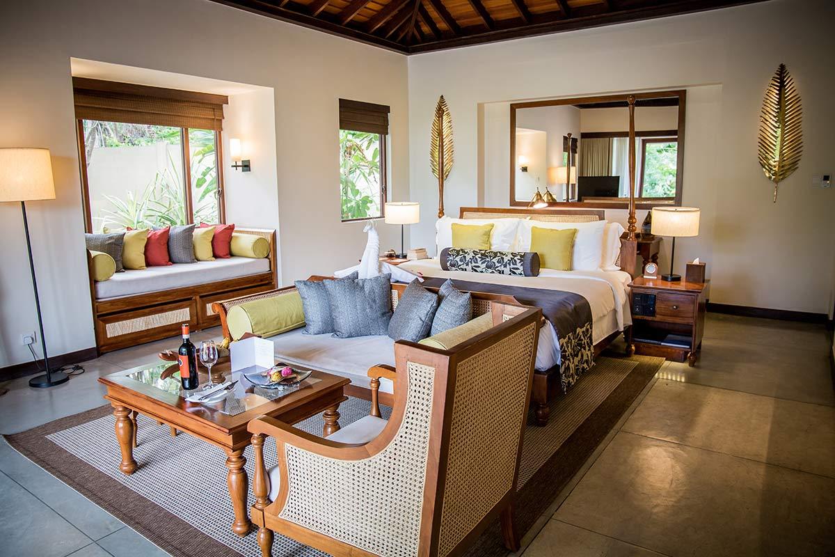 Mein schönes Zimmer im Anantara Peace Haven Tangalle