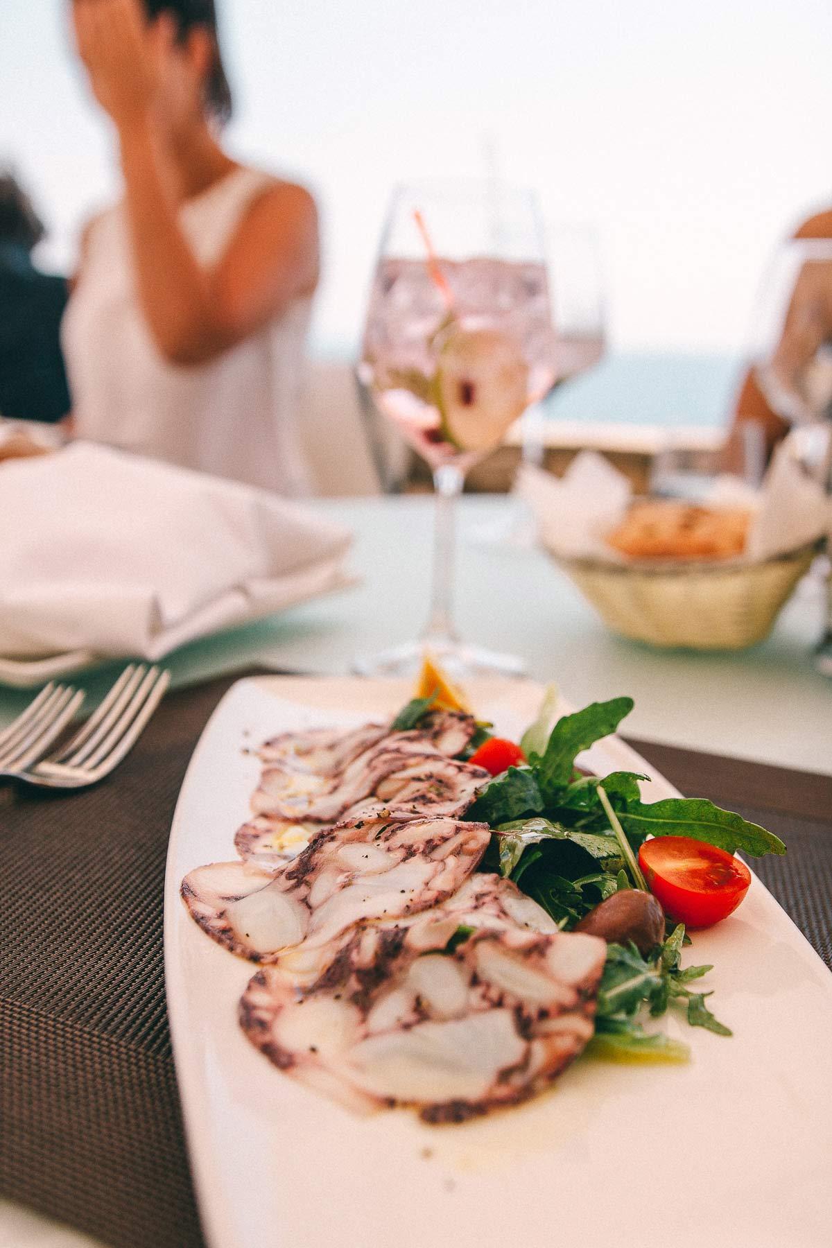 Restaurants auf der Insel Losinj