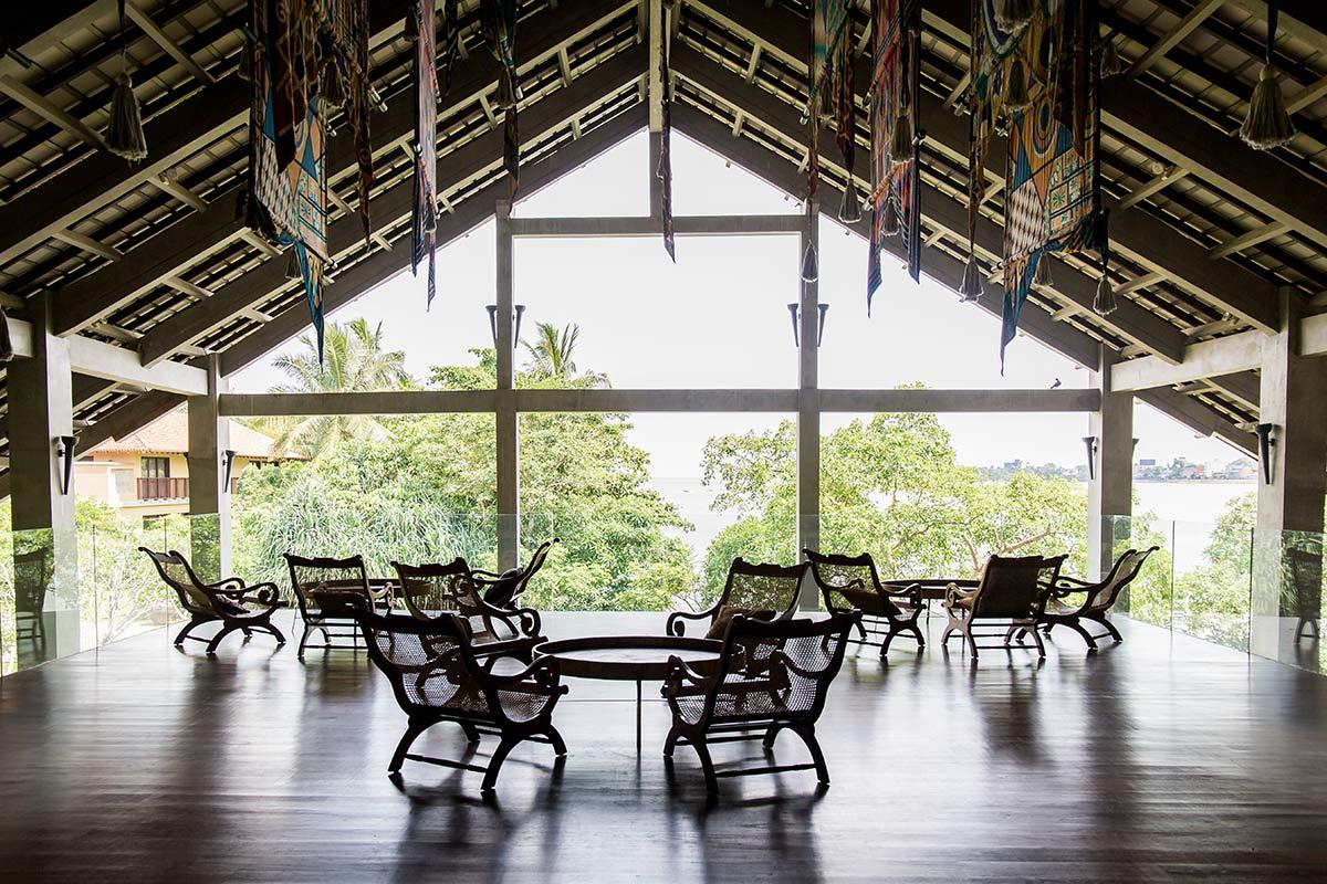 Modern Tropicalims im Anantara Kalutara Resort