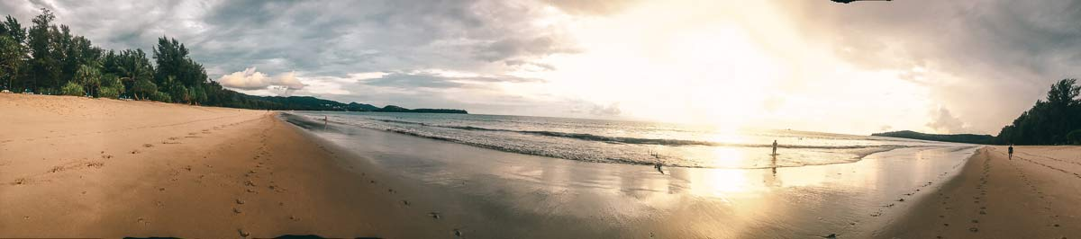 Panorama Layan Beach