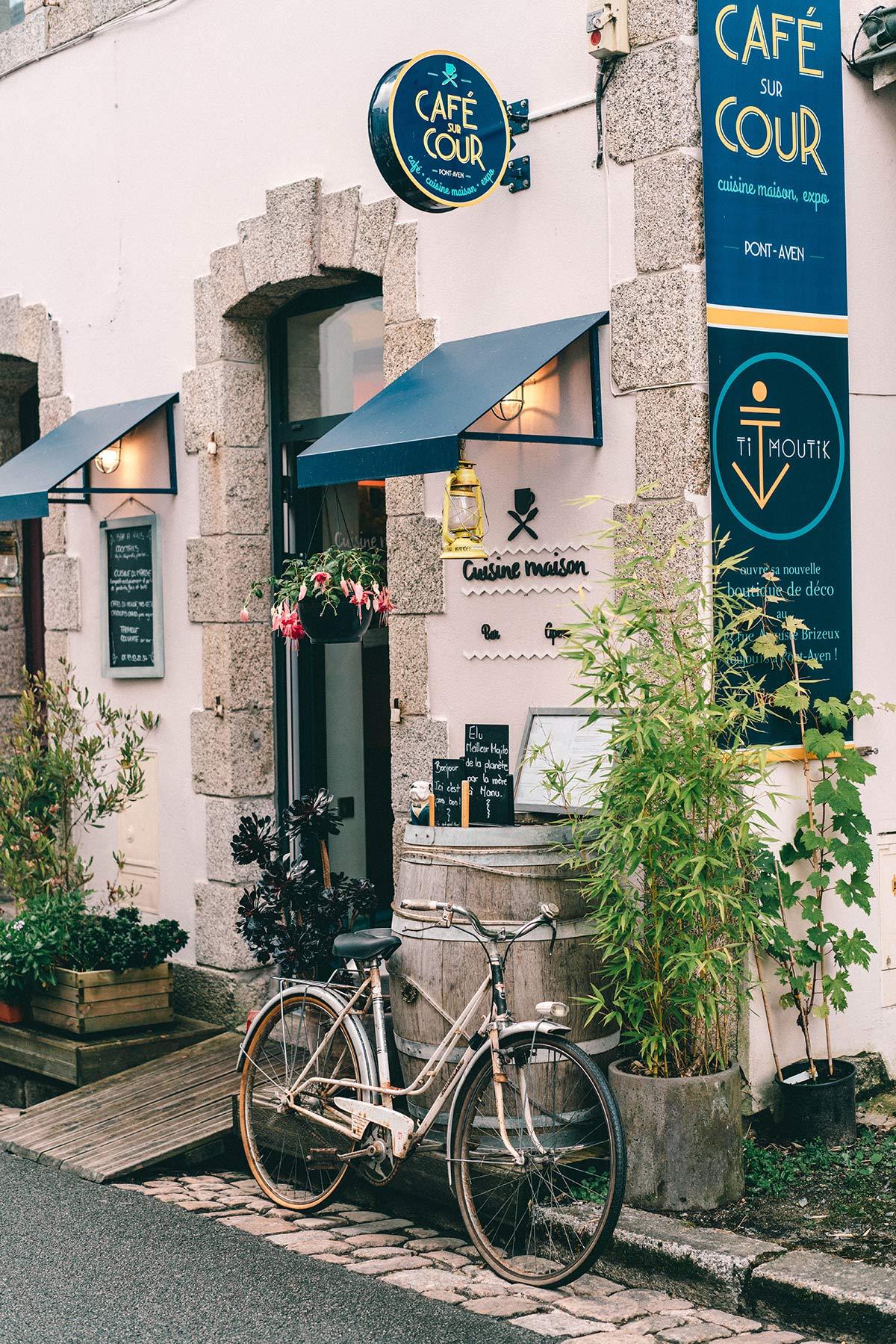 Restaurant in Pont Aven