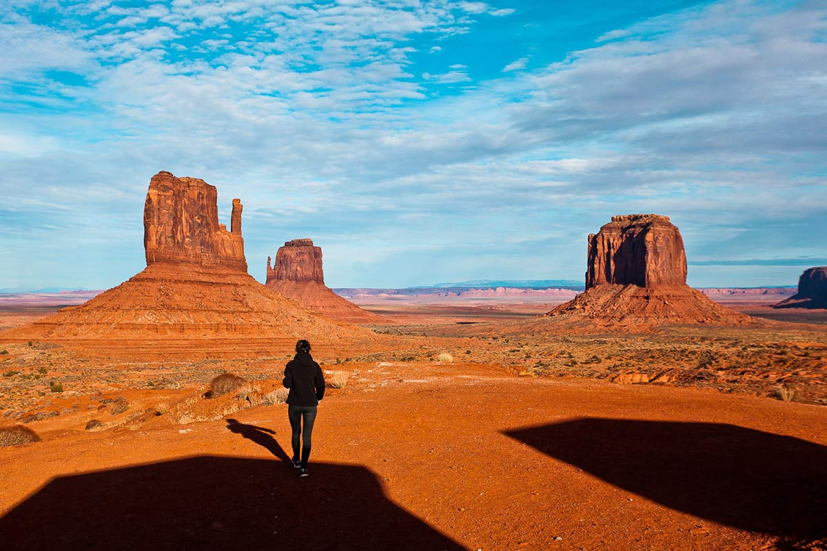 The View Hotel Cabin Monument Valley