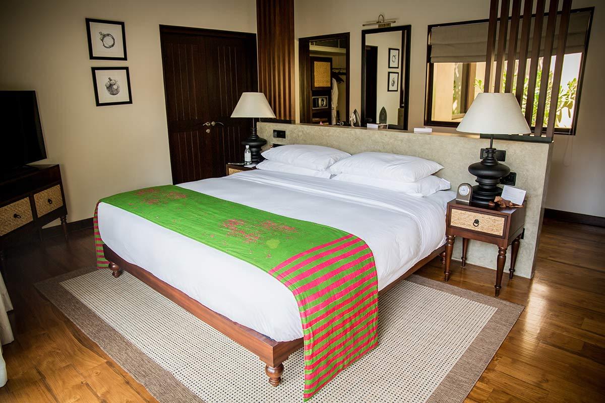 Zimmer im Anantara Kalutara Resort