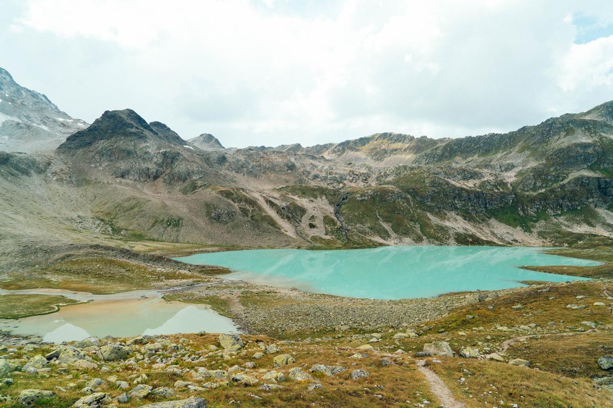 Jöriseen in der Schweiz