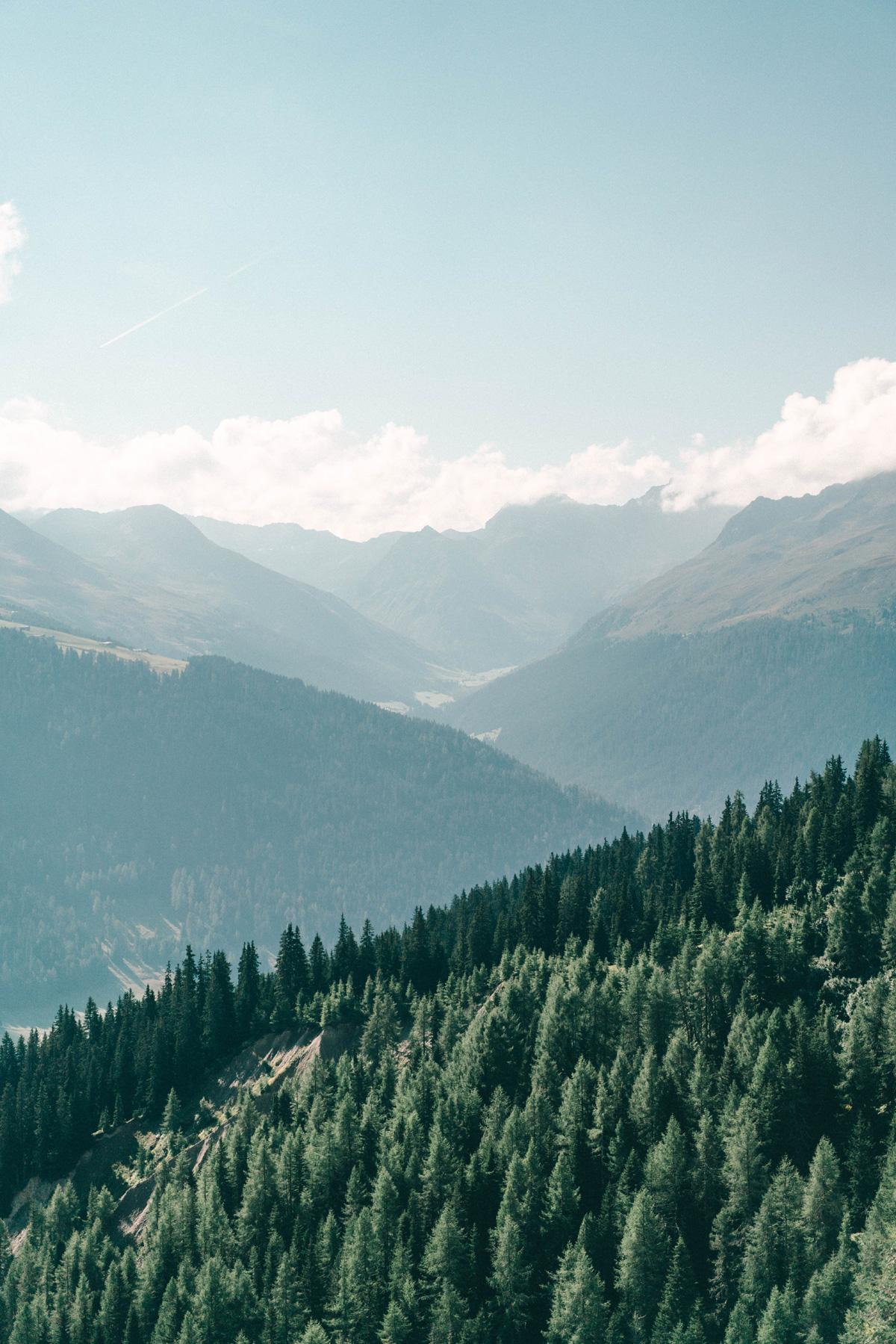 Davos Bergwelt