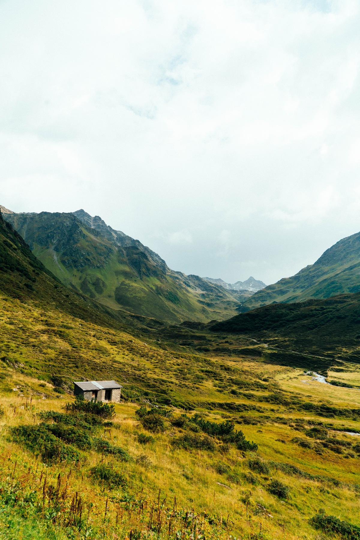 Schweizer Landschaft