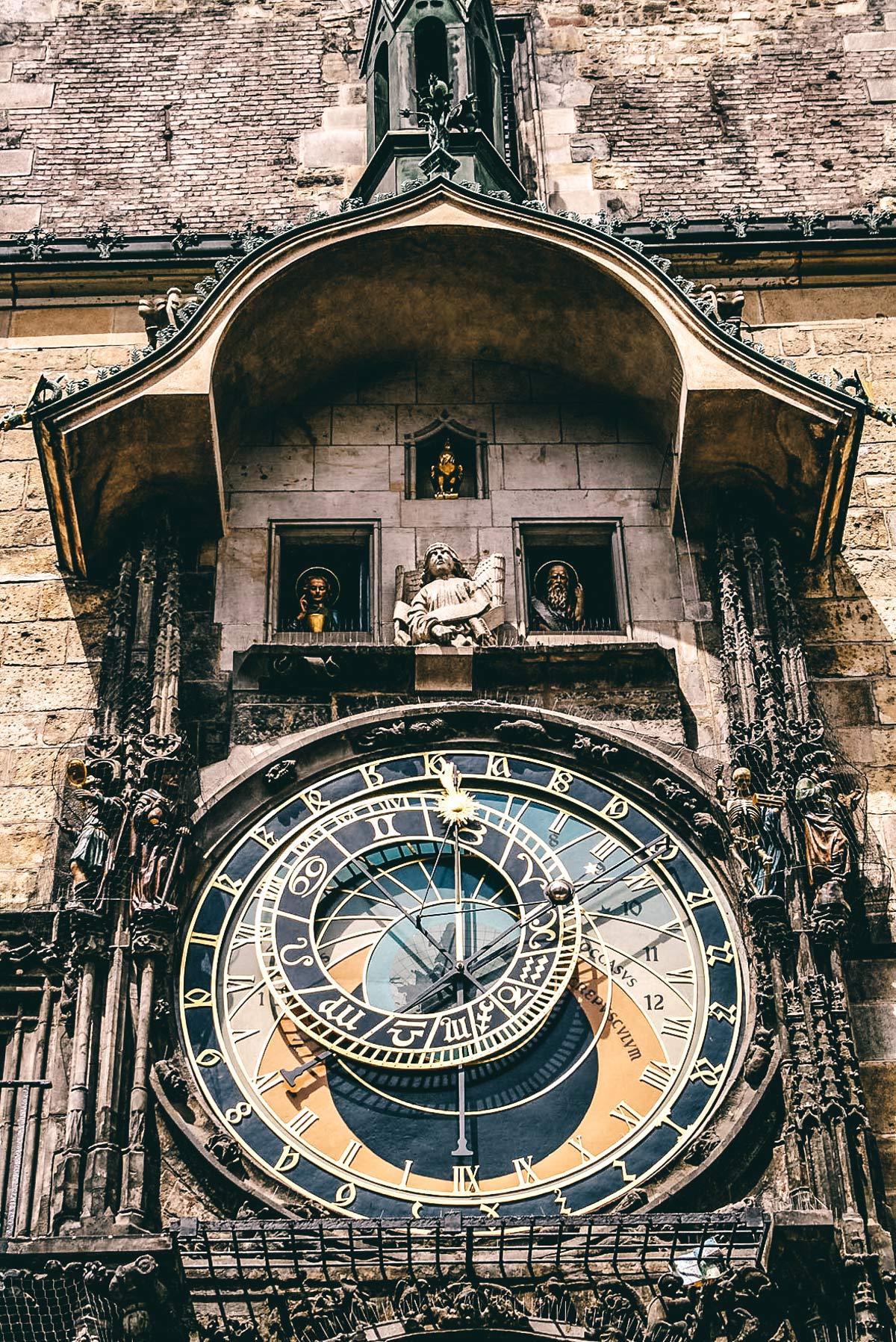 Uhr am Alten Rathaus