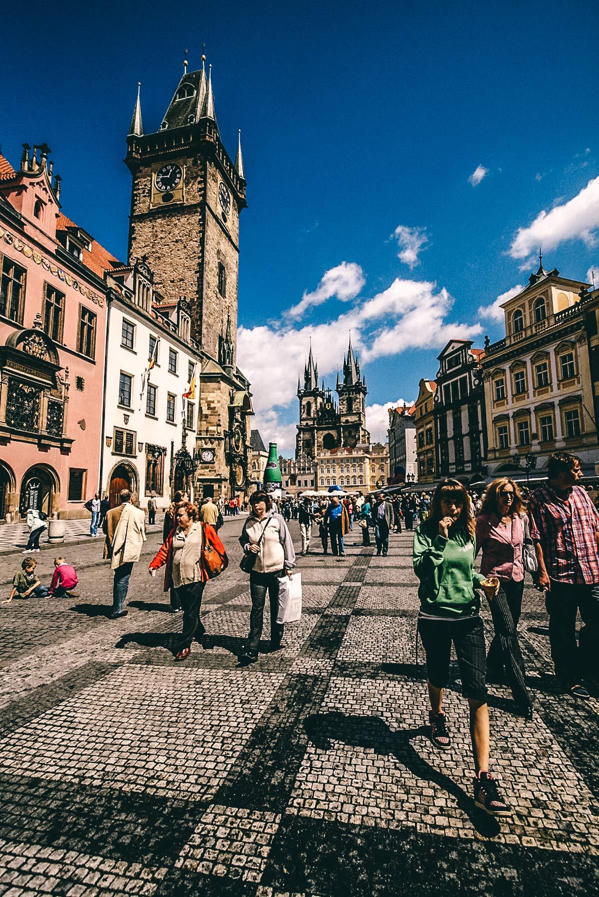 Altstadt von Prag