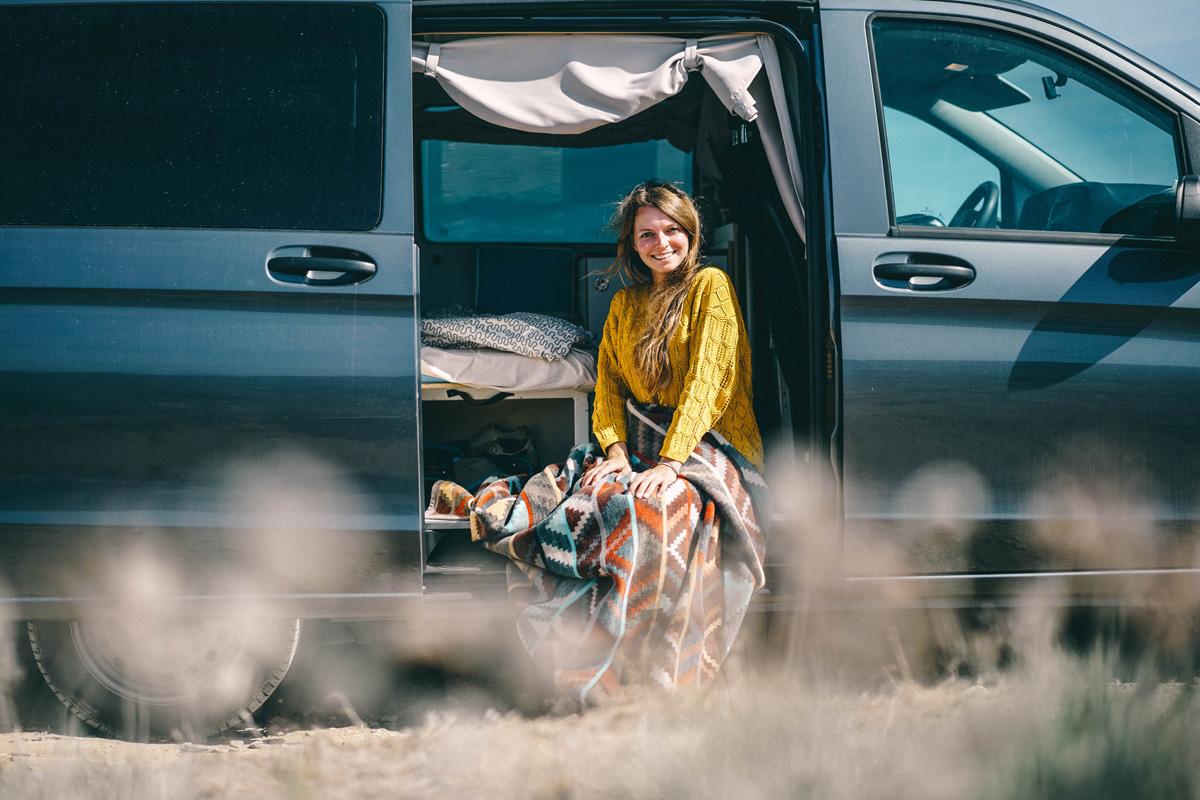 Christine Neder Indie Camper
