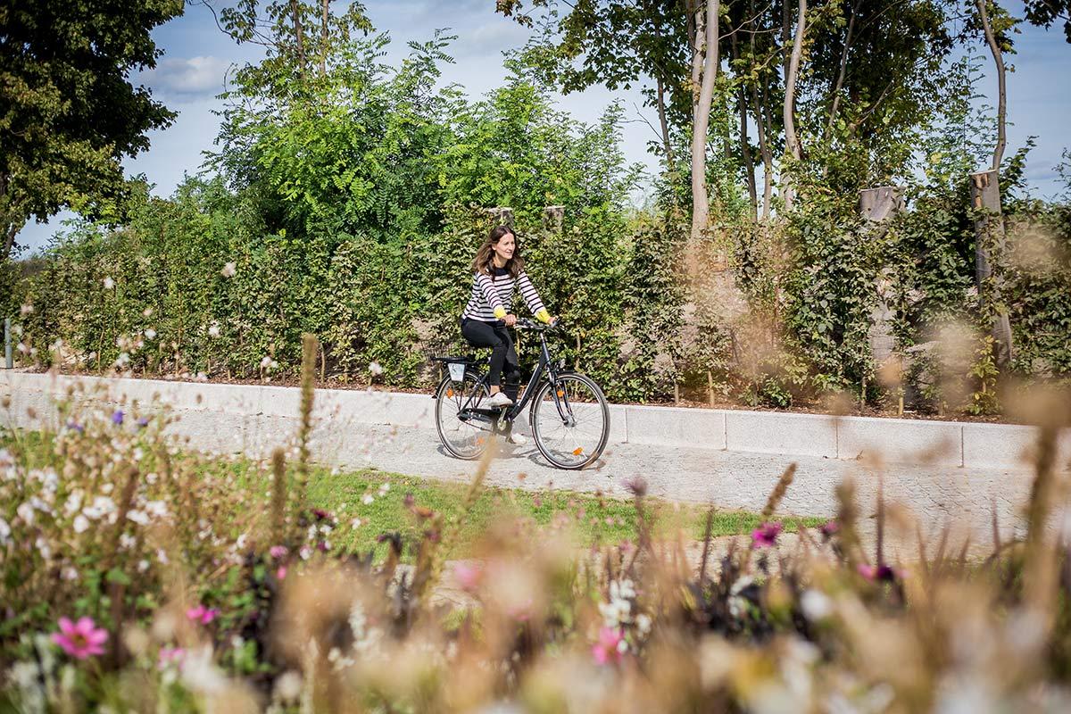 Fahrradtour nach Swindemuende auf Usedom