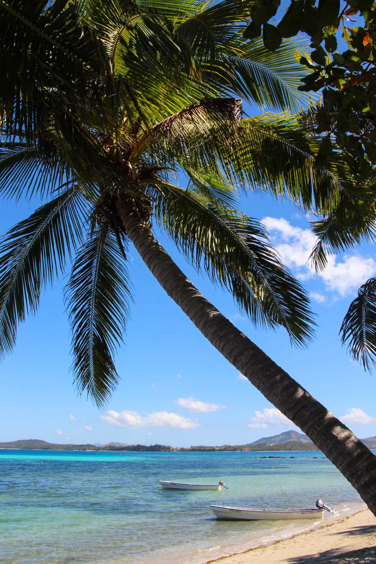 Fidschi Reisetipps Strände