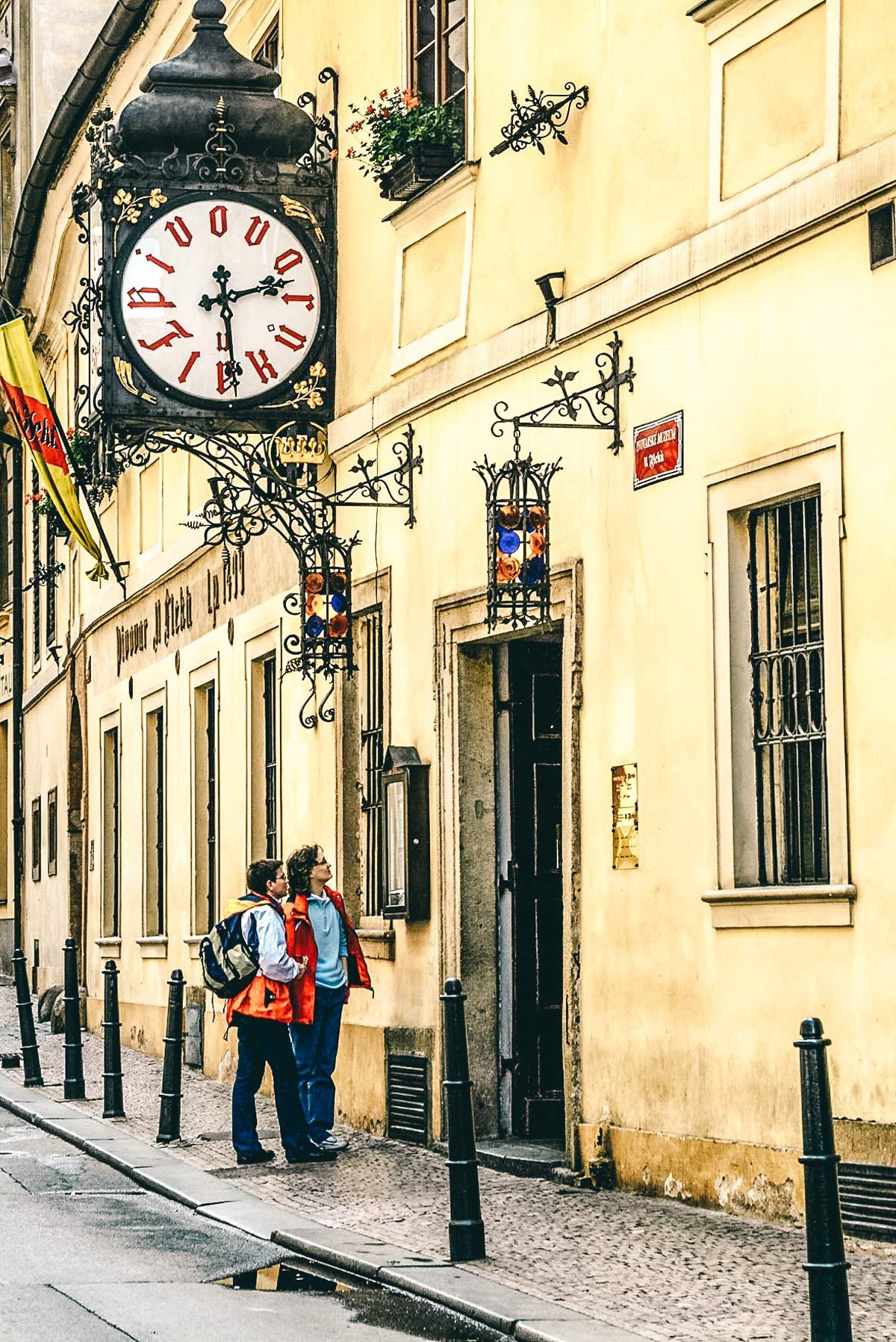 Gassen von Prag