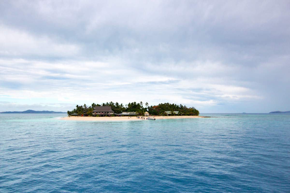 Inselhopping auf Fidschi