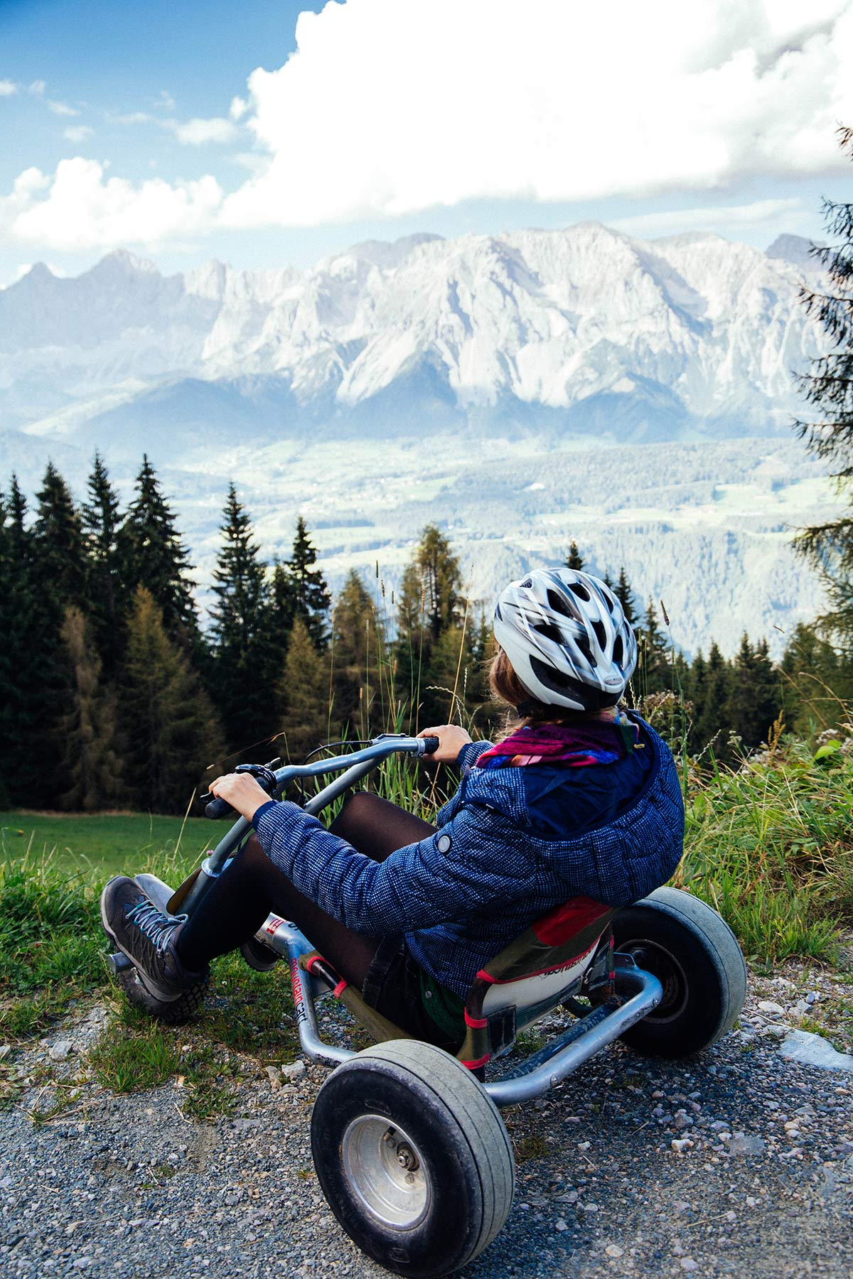 Mountain Go Kart in Oesterreich