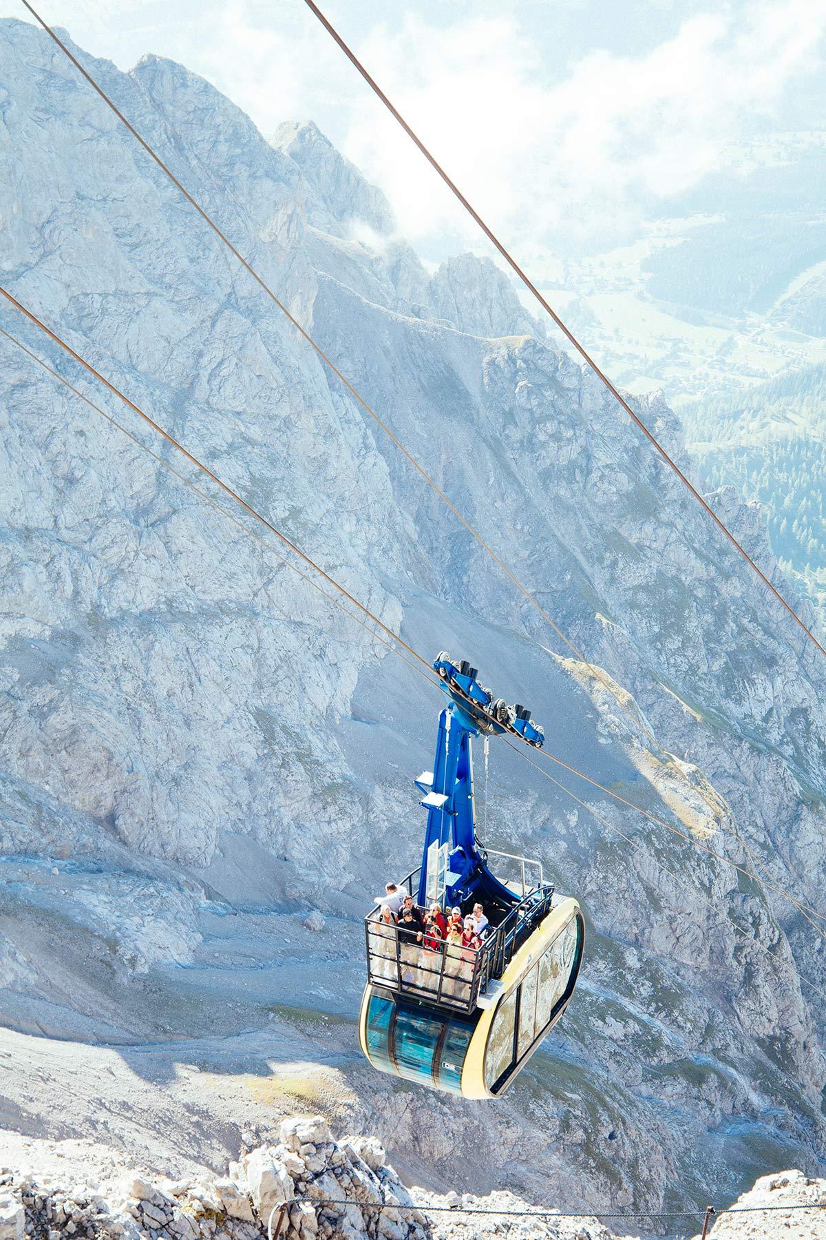 Panoramagondel Dachstein