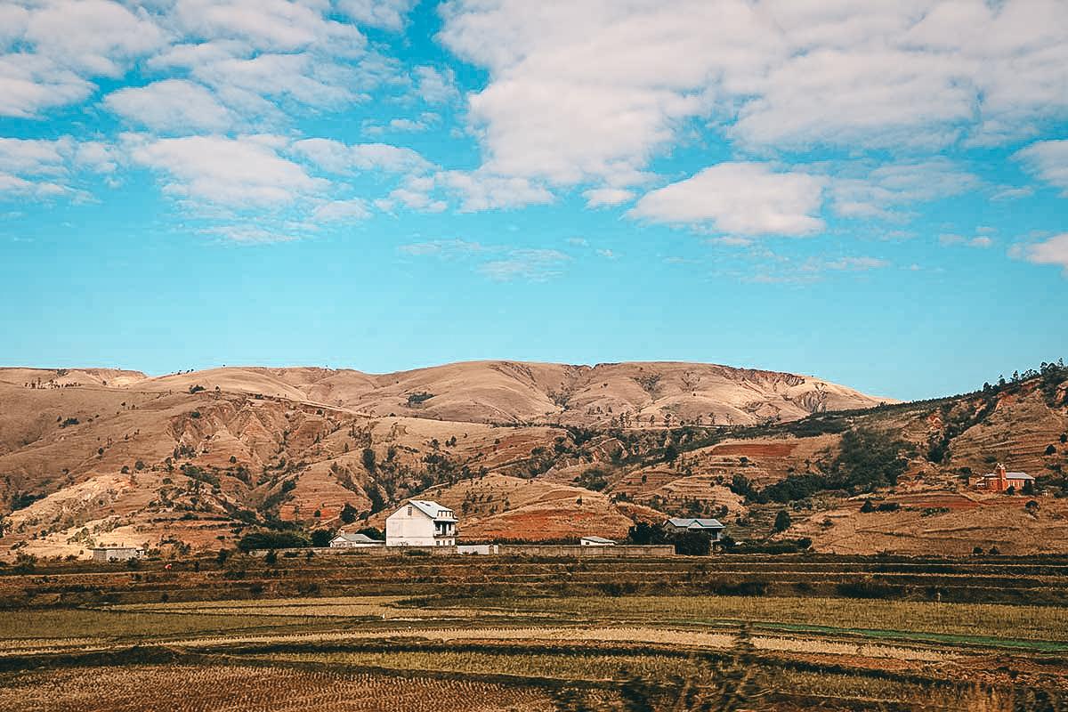 Reisebericht Madagaskar Landschaft