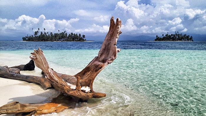 San Blas Inseln Panama