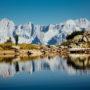 Spiegelsee-Österreich