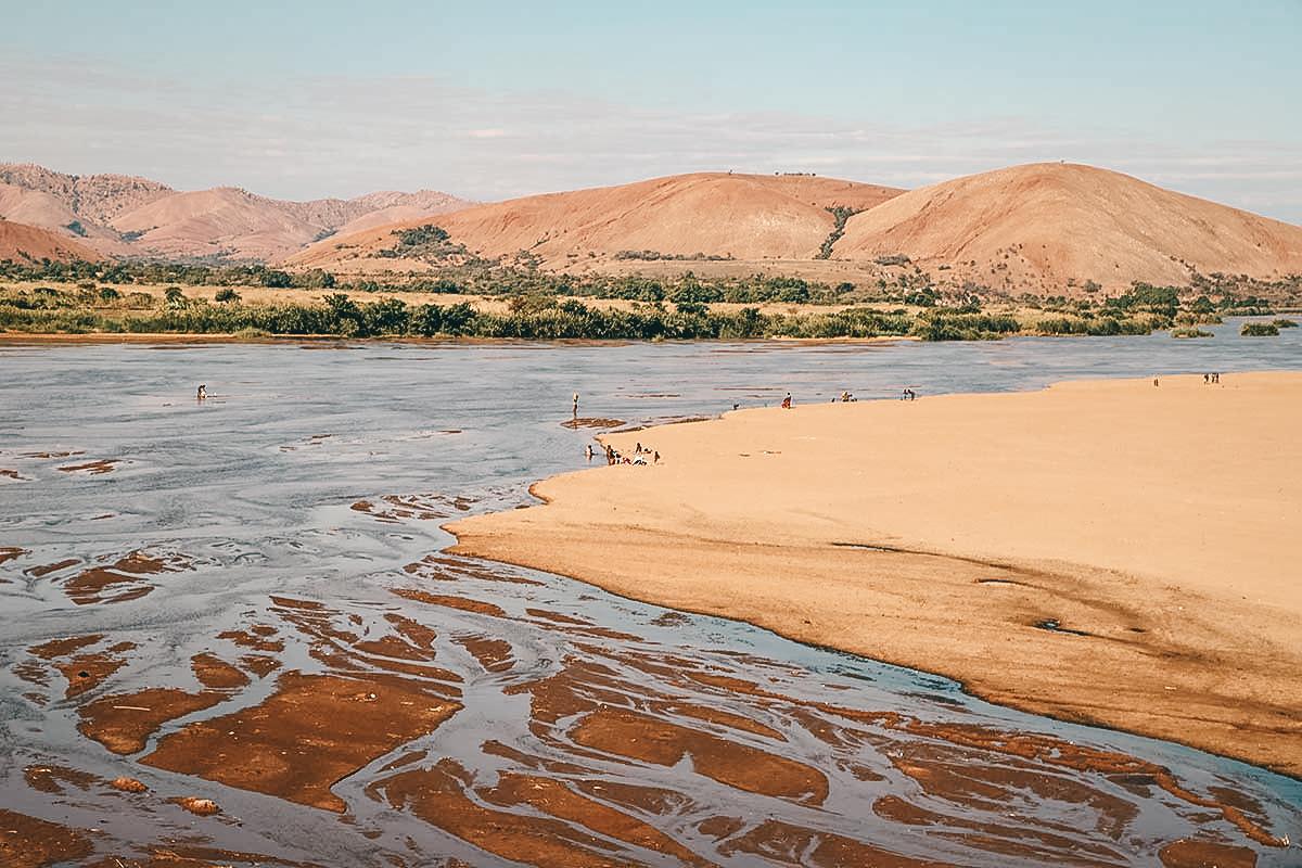 Trockenzeit in Madagaskar