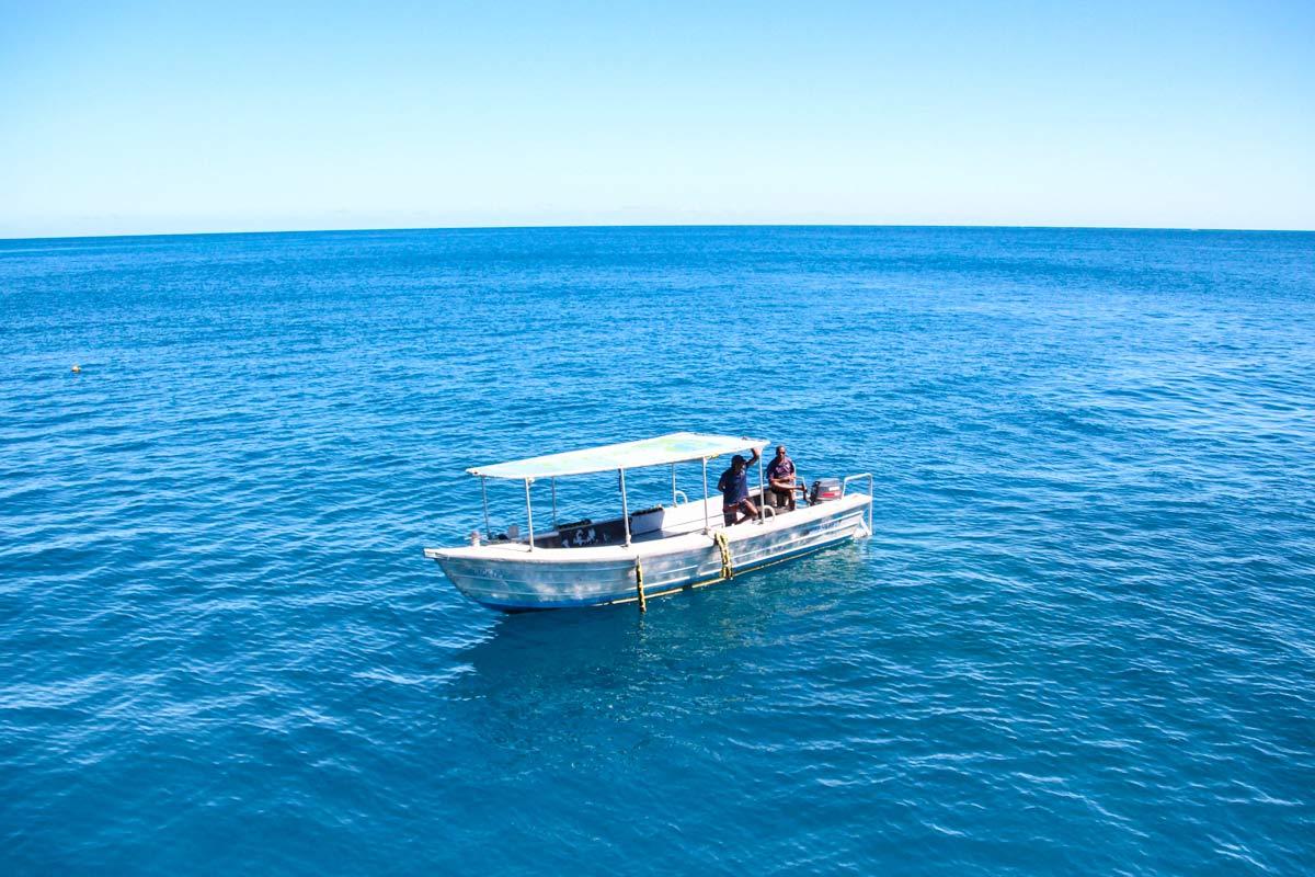 Urlaub auf Fidschi