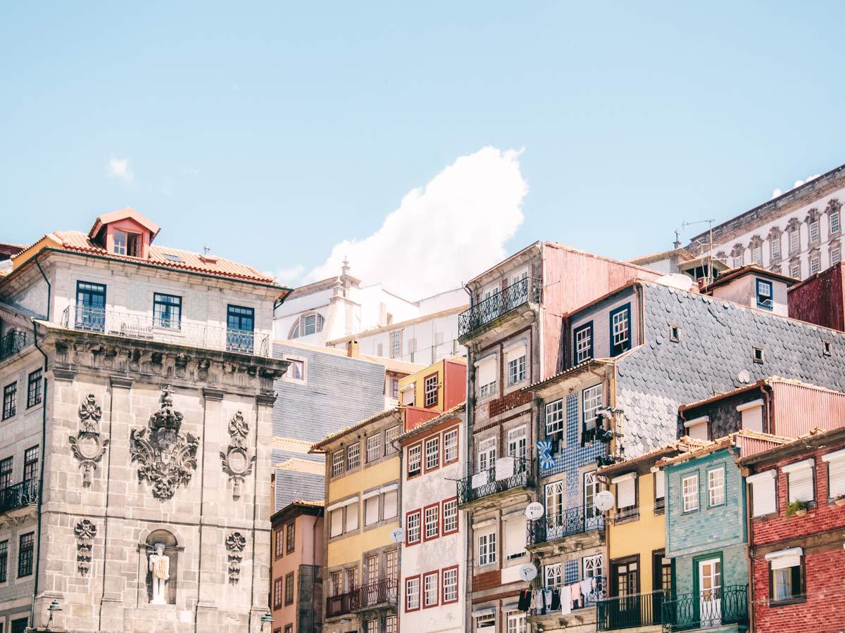 Architektur Porto