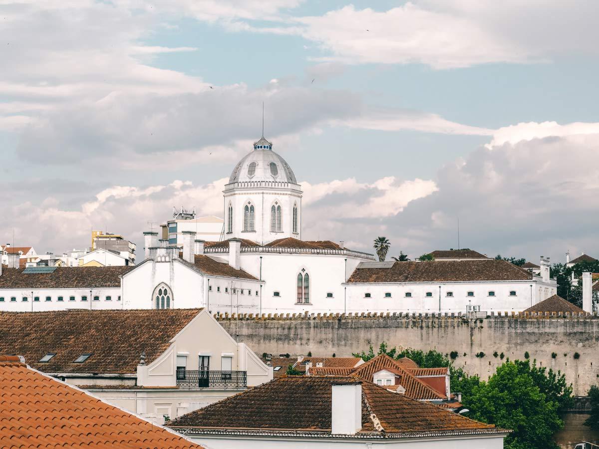 Aussicht von der Kathedrale