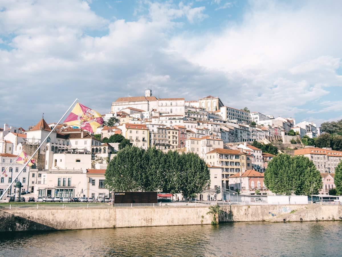 Coimbra Sehenswuerdigkeiten
