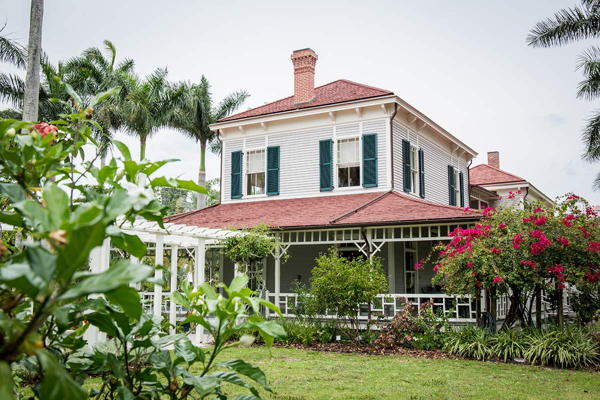 Die Edison Ford Winter Estates in Fort Myers