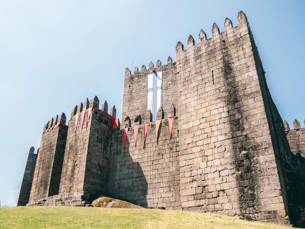 Guimaraes Burg