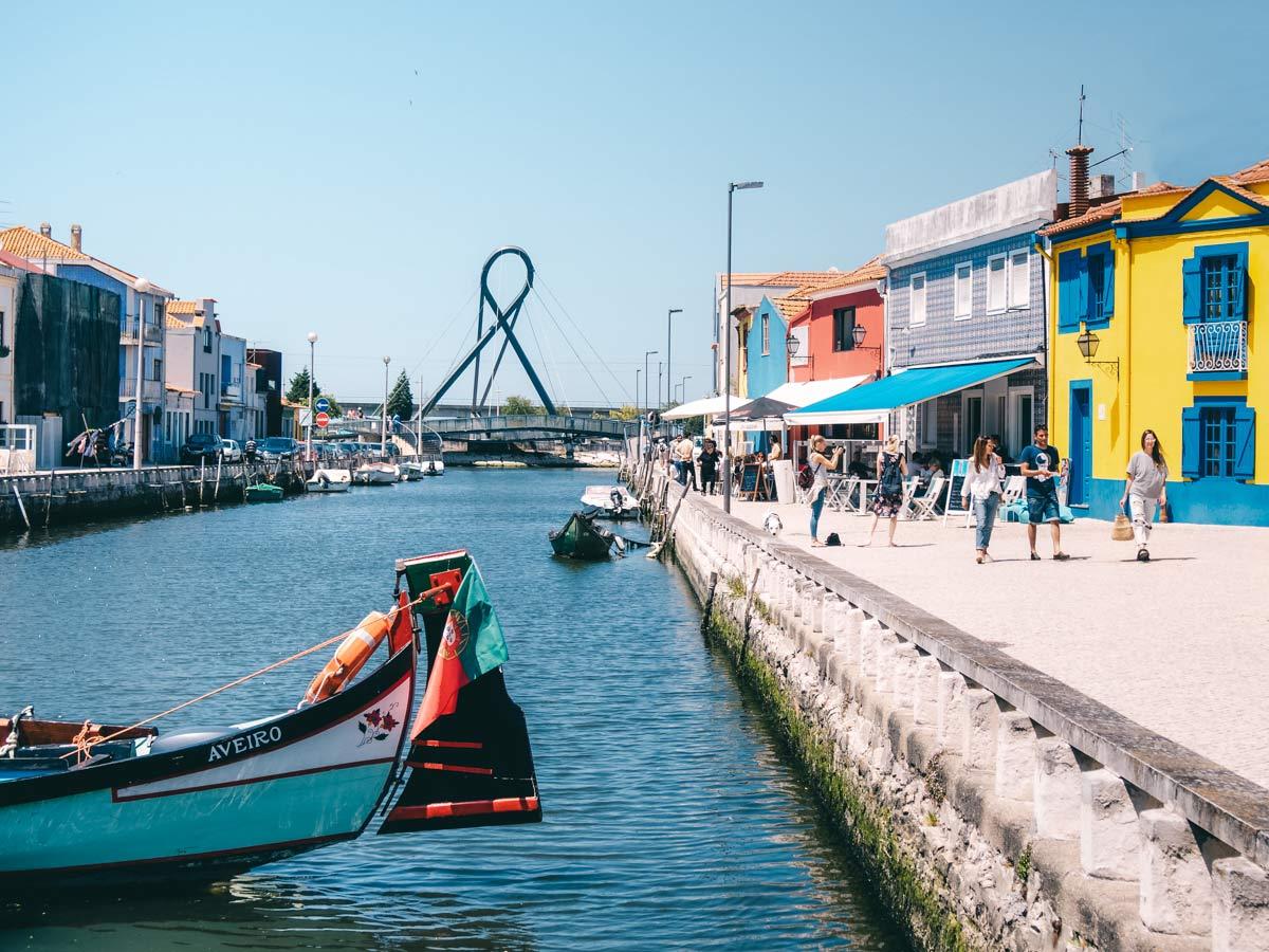 Porto Reisetipps Aveiro