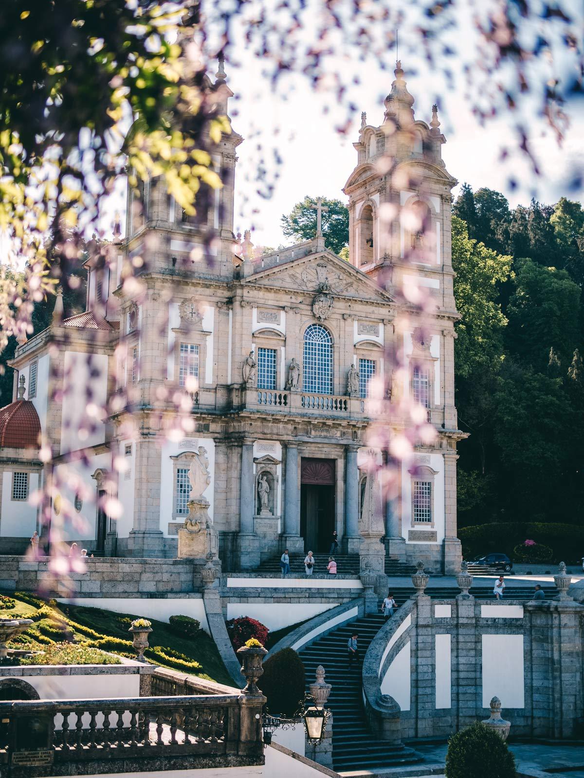 Sehenswürdigkeiten in Braga