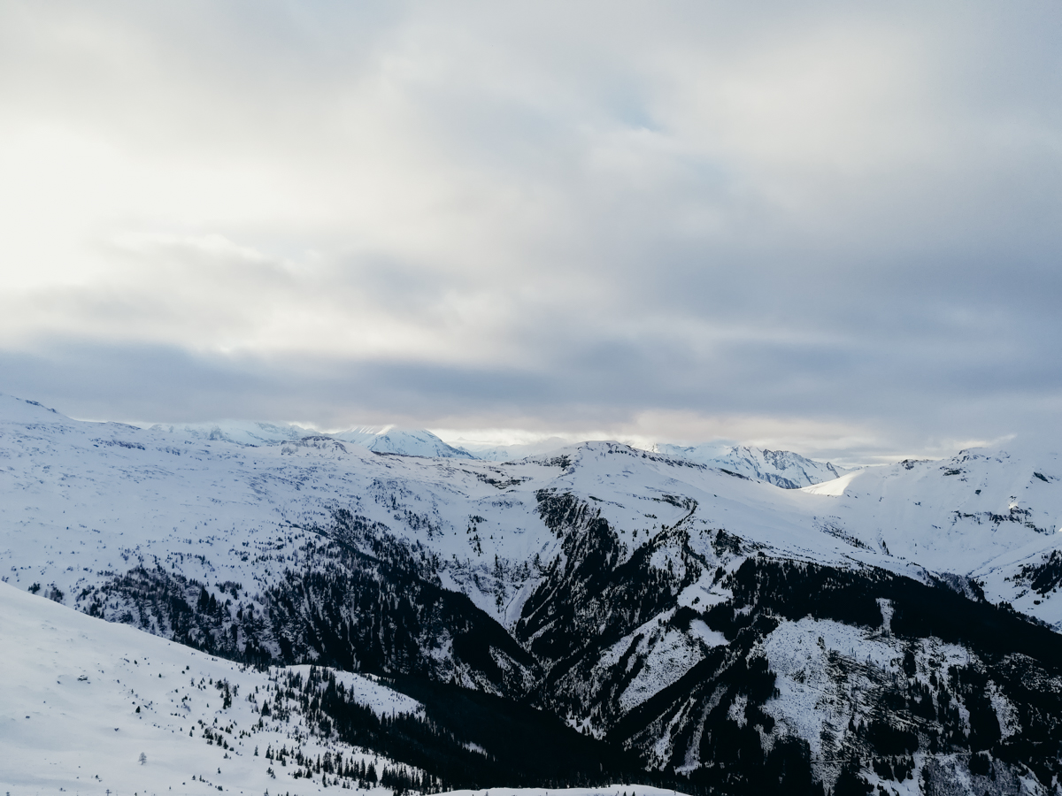 skifahren grossarl
