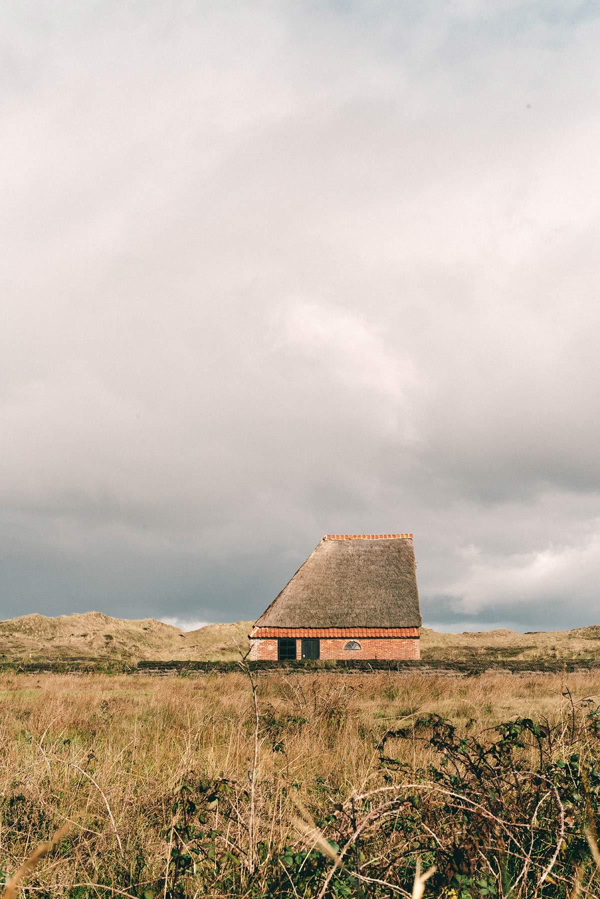 Texel Scheune Holland