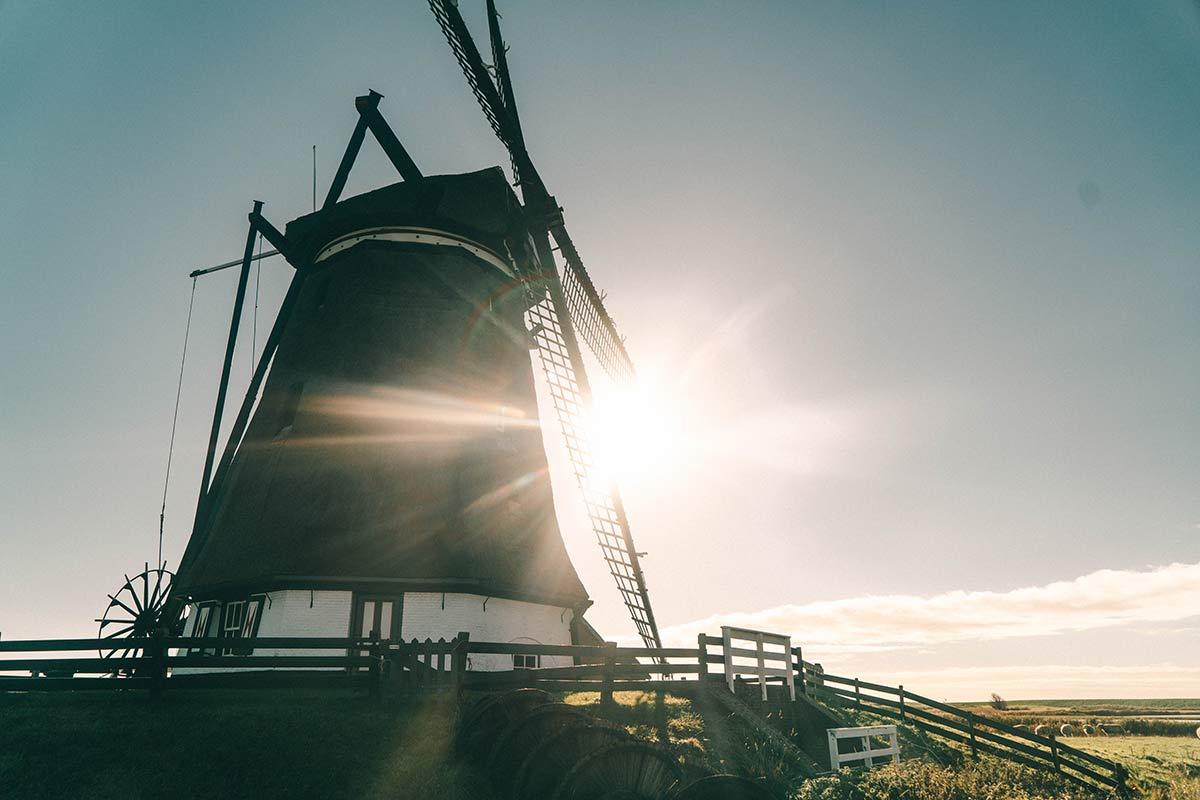 Windmuehle Texel