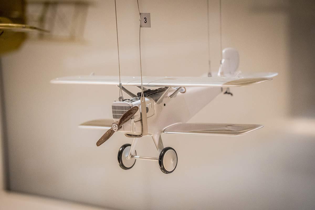 Dornier Museum Modelflugzeug