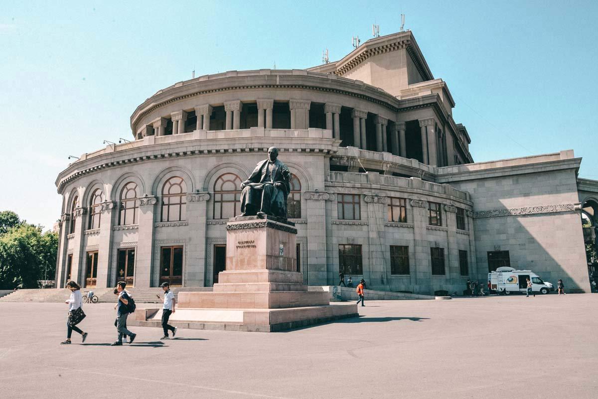 Opernhaus Jerewan