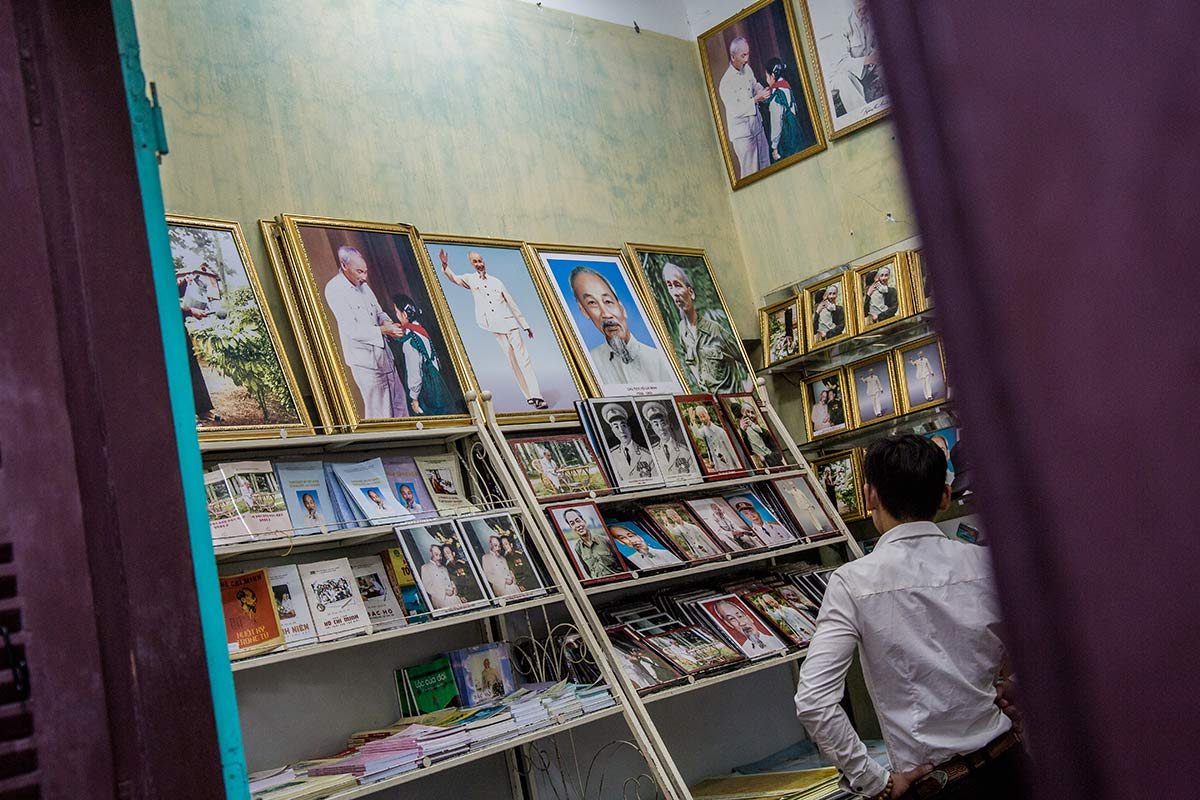 Personenkult Ho Chi Minh