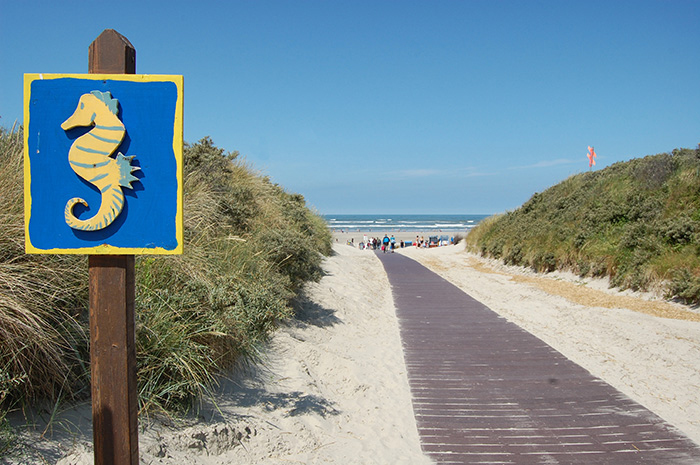 Strandaufgang Juist