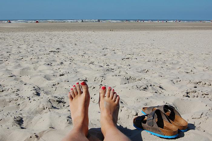 Strandtag Juist Urlaub