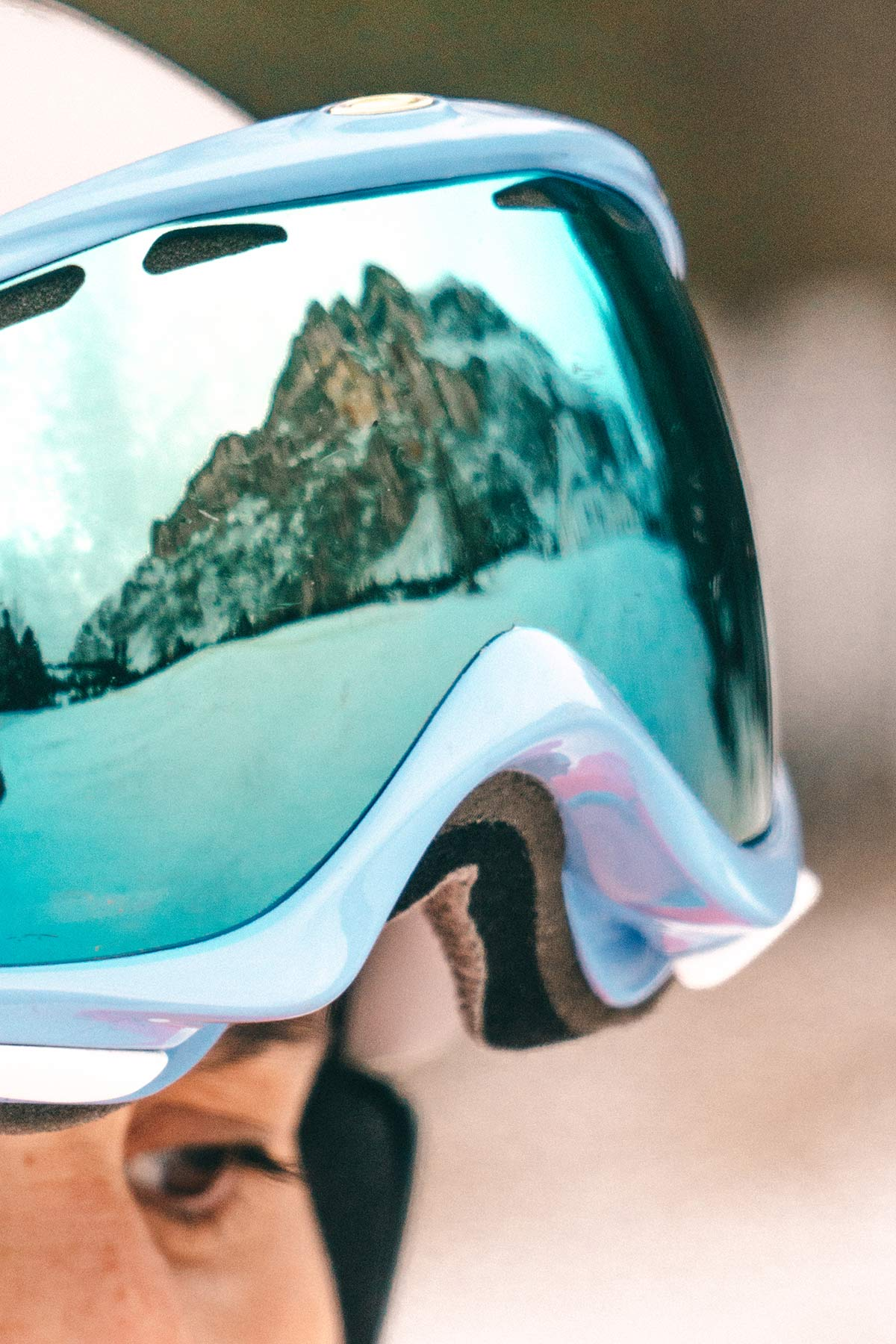 Alta Badia Dolomiten Spiegelung