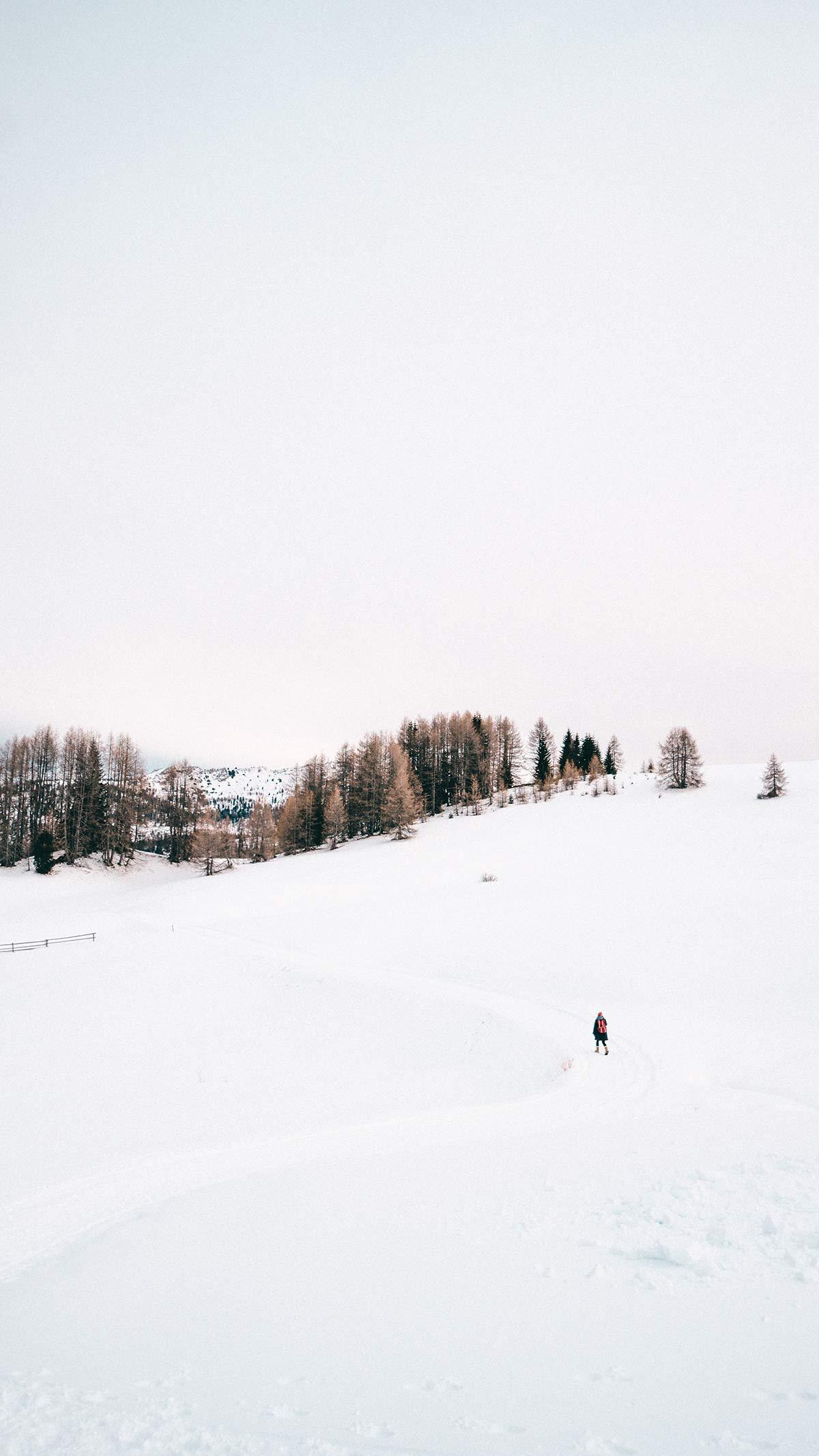Alta Badia Skigebiet Wandern