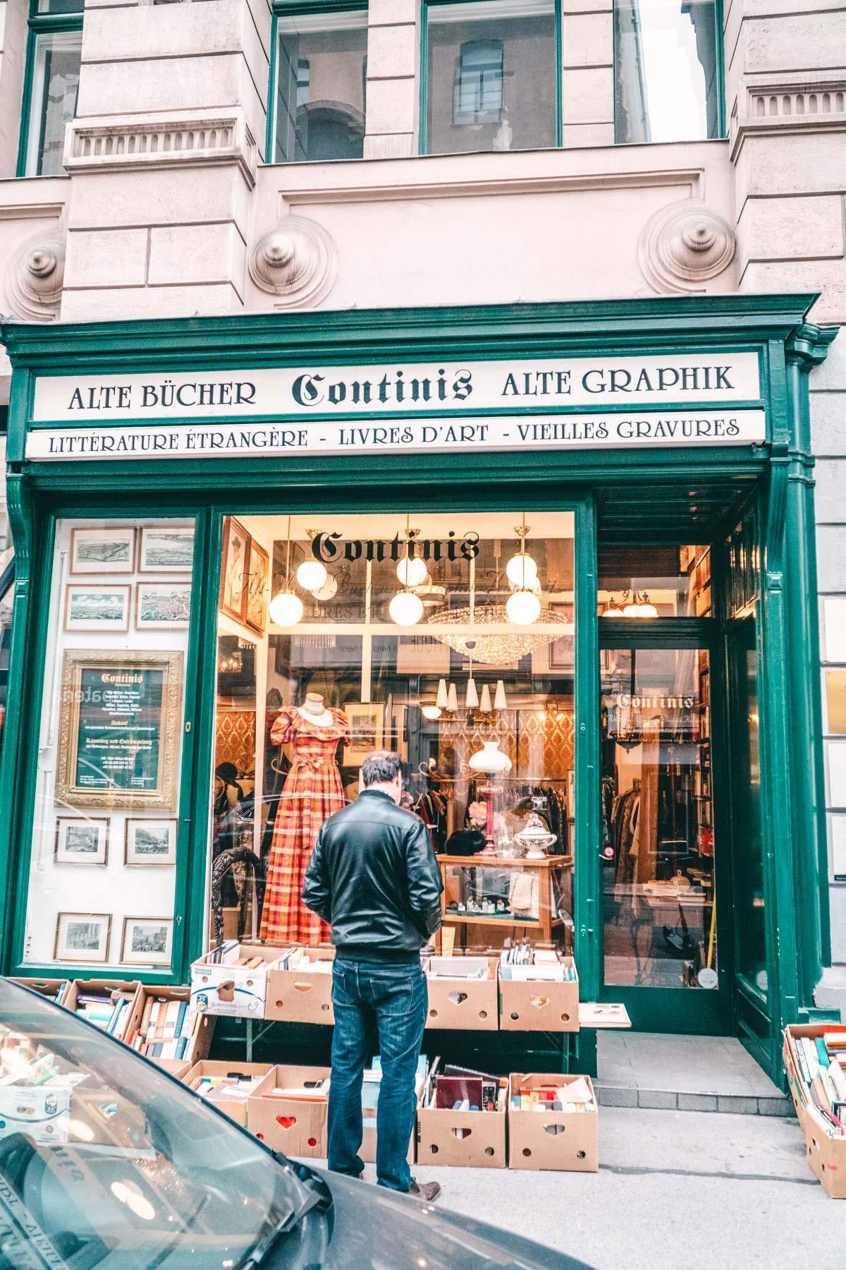 Buchladen Wien