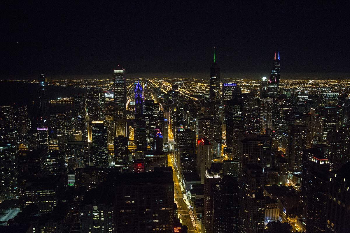 Chicago Sehenswürdigkeiten 360 Chicago