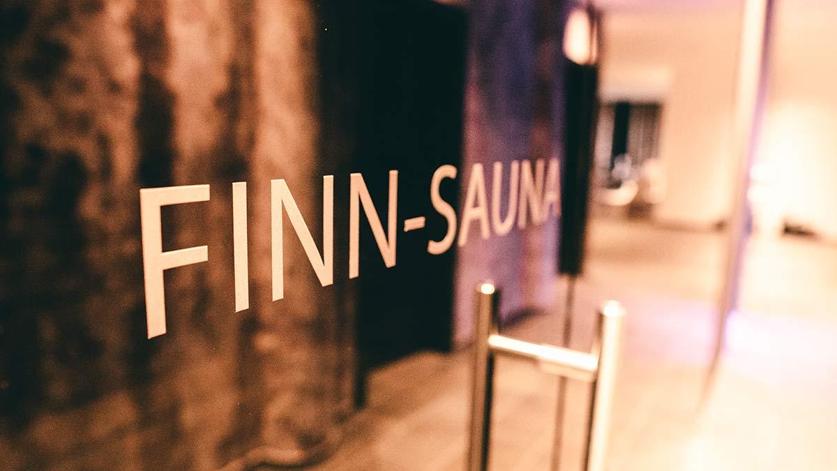 Das Hotel Marent Finn Sauna