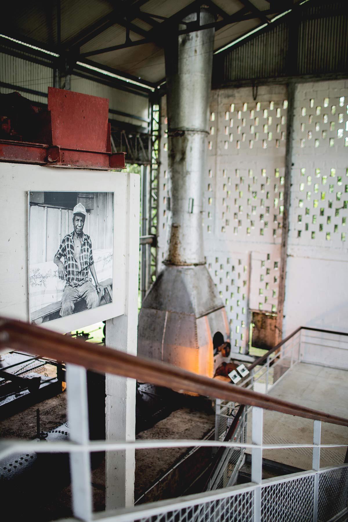 Distillerie Habitation Clement in Le Francois