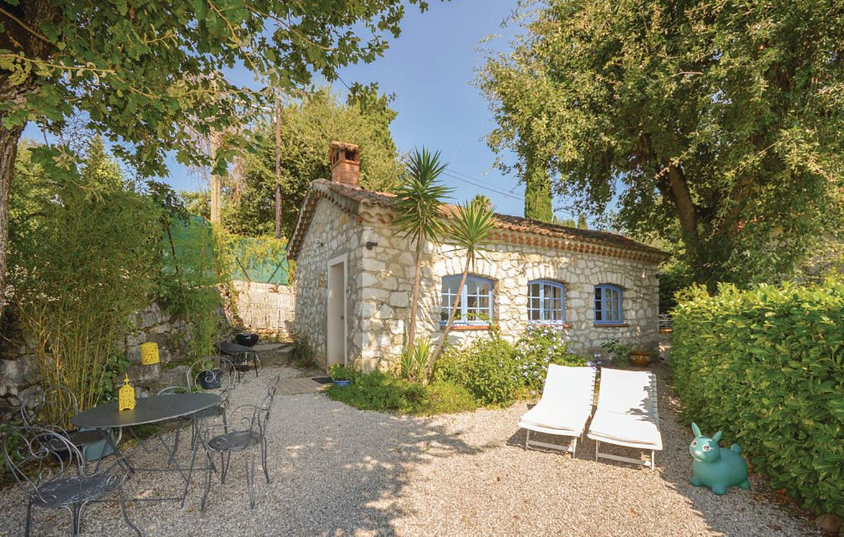 Ferienhaus - La Gaude, Frankreich