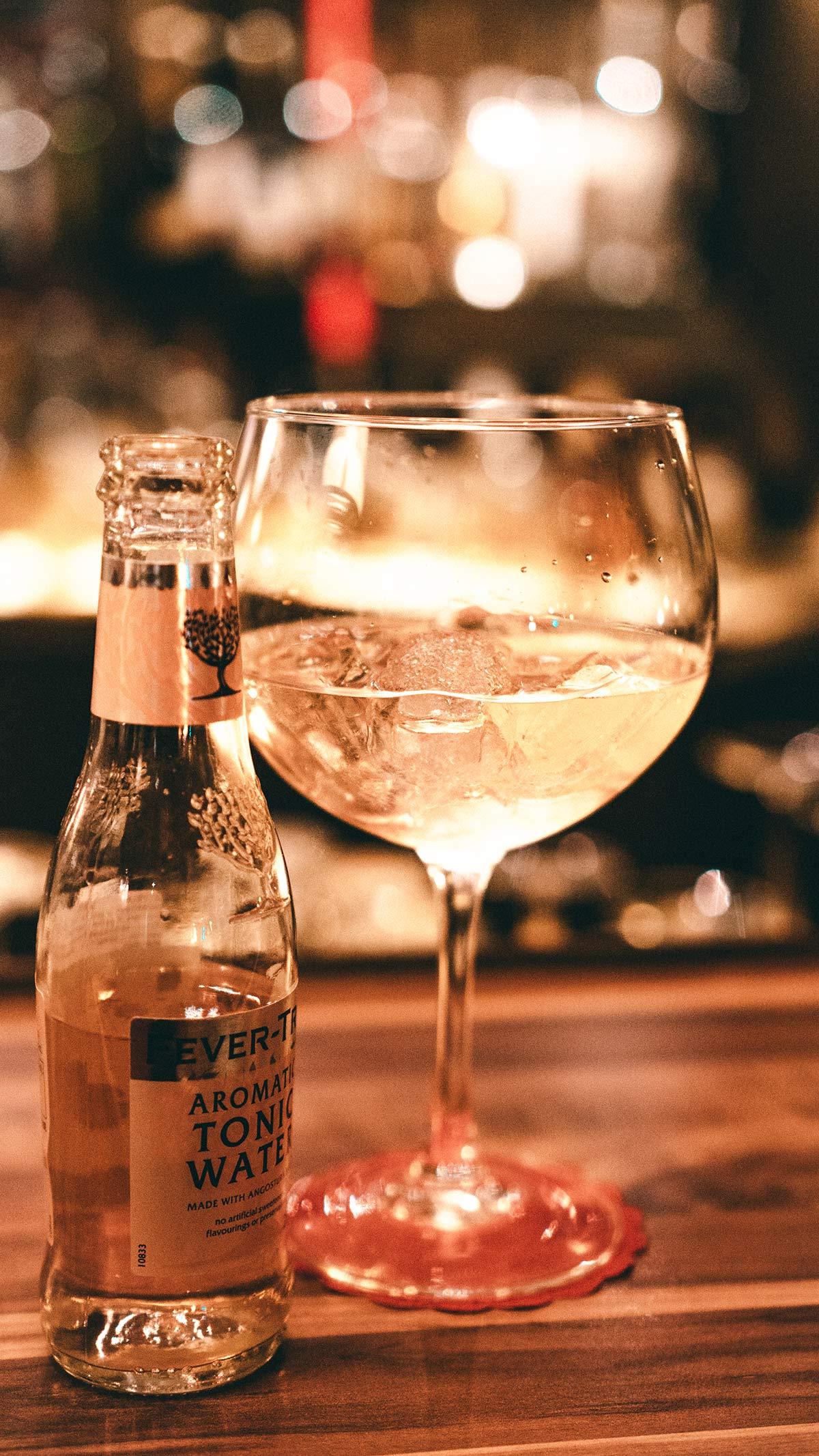 Gin Bar Hotel Oswald Wolkenstein