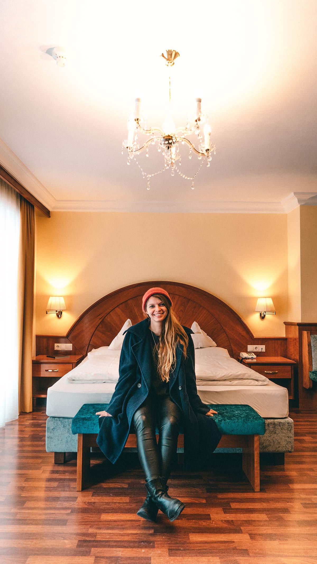 Hotel Oswald Wolkenstein Zimmer