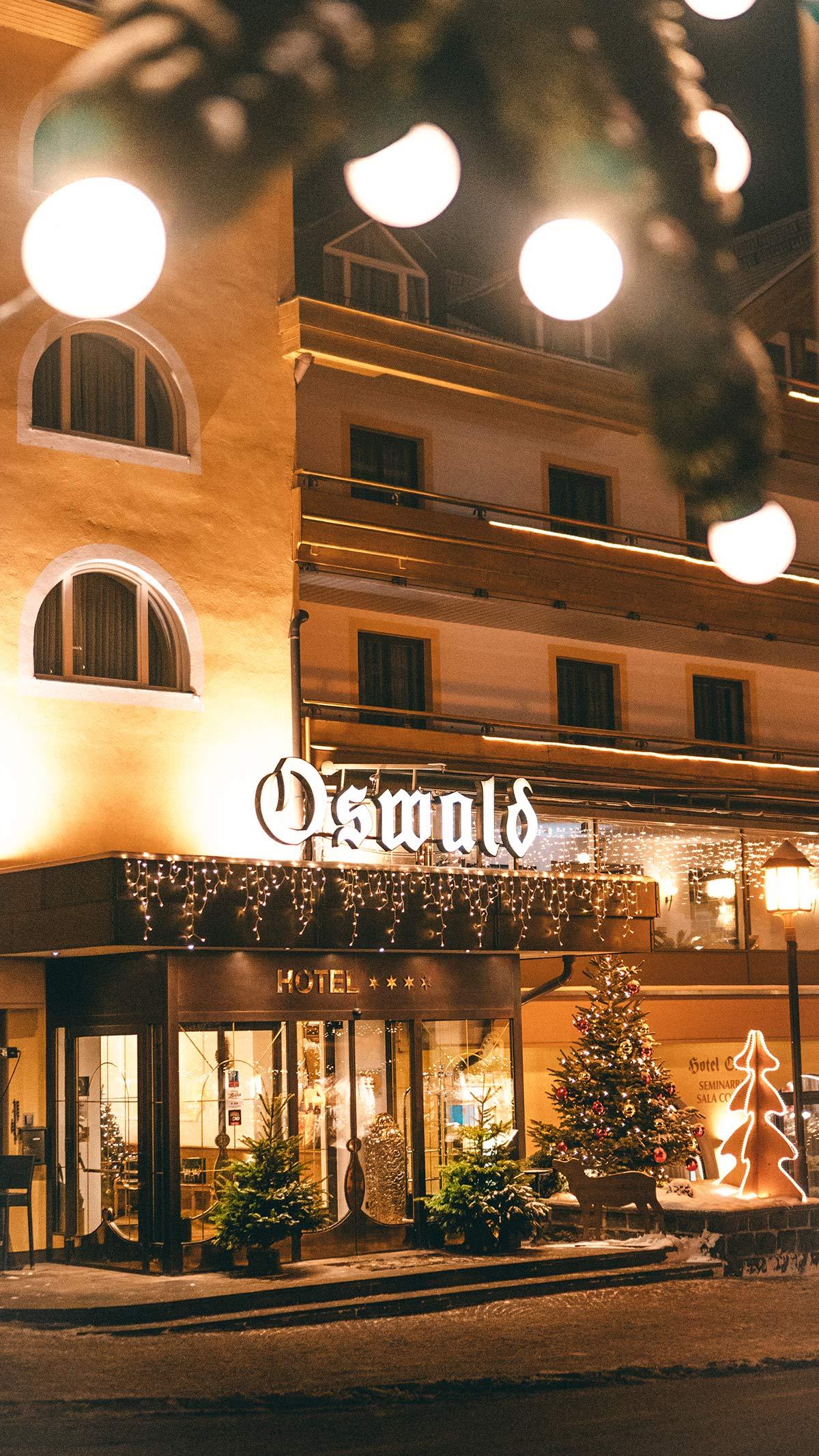 Hotel Oswald Wolkenstein